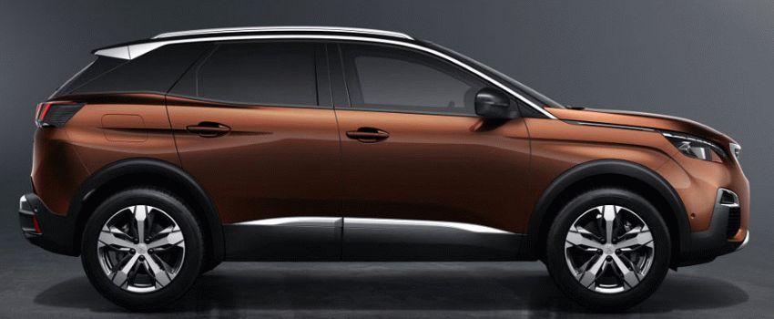 krossovery peugeot  | globalno obnovlennyy peugeot 3008 3 | Peugeot 3008 Пежо 3008 (Пежо 3008) 2017 2018 | Peugeot 3008