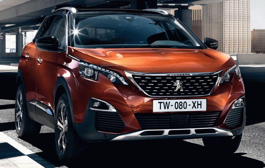 krossovery peugeot  | globalno obnovlennyy peugeot 3008 5 | Peugeot 3008 Пежо 3008 (Пежо 3008) 2017 2018 | Peugeot 3008