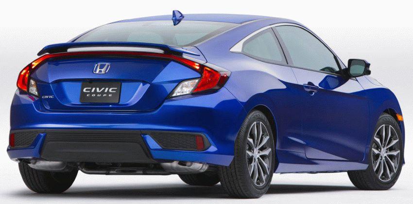 kupe katalog  | honda civic x kupe 2 | Honda Civic X Купе | Honda Civic