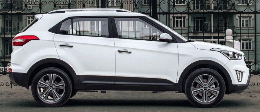 krossovery hyundai  | hyundai creta 2 | Hyundai Creta (Хендай Крета) 2017 2018 | Тест драйв Hyundai Hyundai Creta