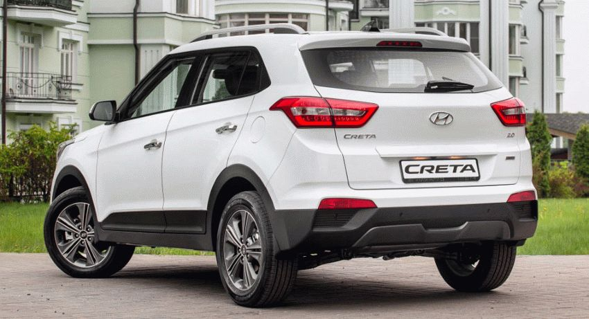 krossovery hyundai  | hyundai creta 3 | Hyundai Creta (Хендай Крета) 2017 2018 | Тест драйв Hyundai Hyundai Creta