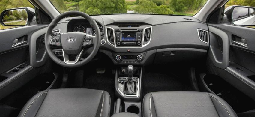 krossovery hyundai  | hyundai creta 8 | Hyundai Creta (Хендай Крета) 2017 2018 | Тест драйв Hyundai Hyundai Creta
