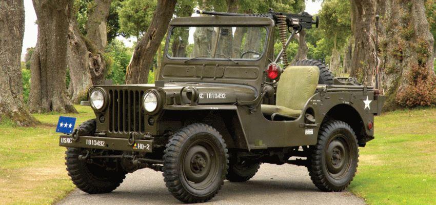istoriya zarubezhnogo avtoproma  | jeep brend stavshiy legendoy 4 | JEEP   бренд, ставший легендой | История JEEP