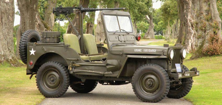 istoriya zarubezhnogo avtoproma  | jeep brend stavshiy legendoy 5 | JEEP   бренд, ставший легендой | История JEEP