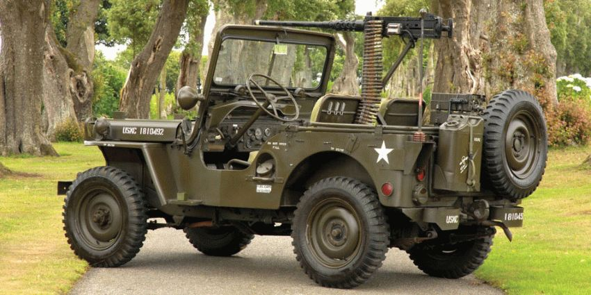 istoriya zarubezhnogo avtoproma  | jeep brend stavshiy legendoy 8 | JEEP   бренд, ставший легендой | JEEP