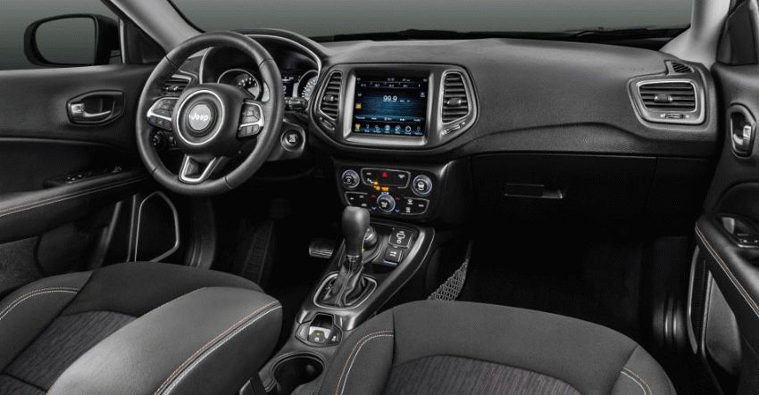 krossovery jeep | jeep compass 4 | Jeep Compass (Джип Компас) 2017 2018 | Jeep Compass