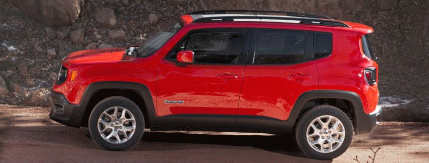 krossovery jeep  | jeep renegade novyy vzglyad 3 | Jeep Renegade (Джип Ренегат) | Jeep Renegade