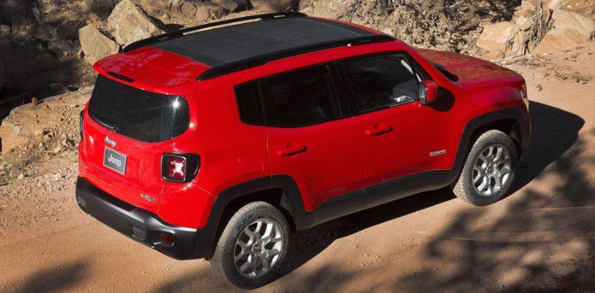 krossovery jeep  | jeep renegade novyy vzglyad 4 | Jeep Renegade (Джип Ренегат) | Jeep Renegade