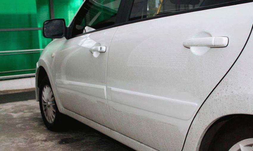 praktika  | kak raspoznat bityy avtomobil 4 | Как распознать битый автомобиль | Битый автомобиль