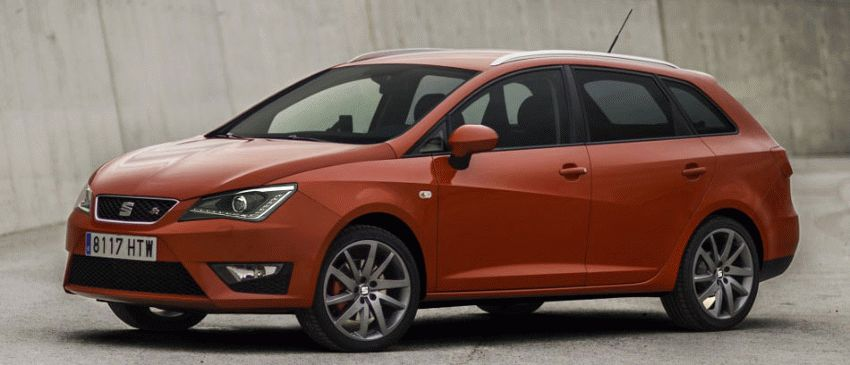 universaly seat  | kompaktnyy universal seat ibiza 1 | Seat Ibiza ST (Сеат Ибица СТ) | SEAT Ibiza
