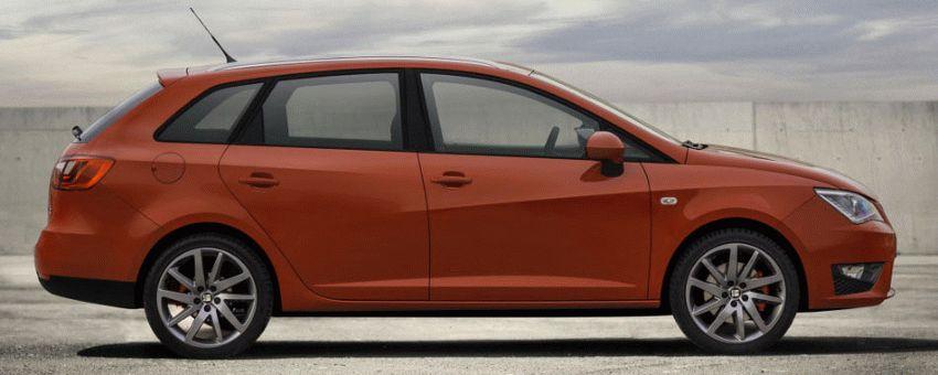 universaly seat  | kompaktnyy universal seat ibiza 4 | Seat Ibiza ST (Сеат Ибица СТ) | SEAT Ibiza