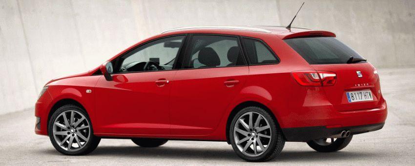 universaly seat  | kompaktnyy universal seat ibiza 5 | Seat Ibiza ST (Сеат Ибица СТ) | SEAT Ibiza