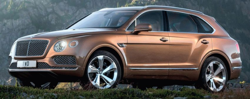 krossovery bentley  | krasota i moshh bentley bentayga 1 | Bentley Bentayga (Бентли Бентайга) 2016 2017 | Bentley Bentayga