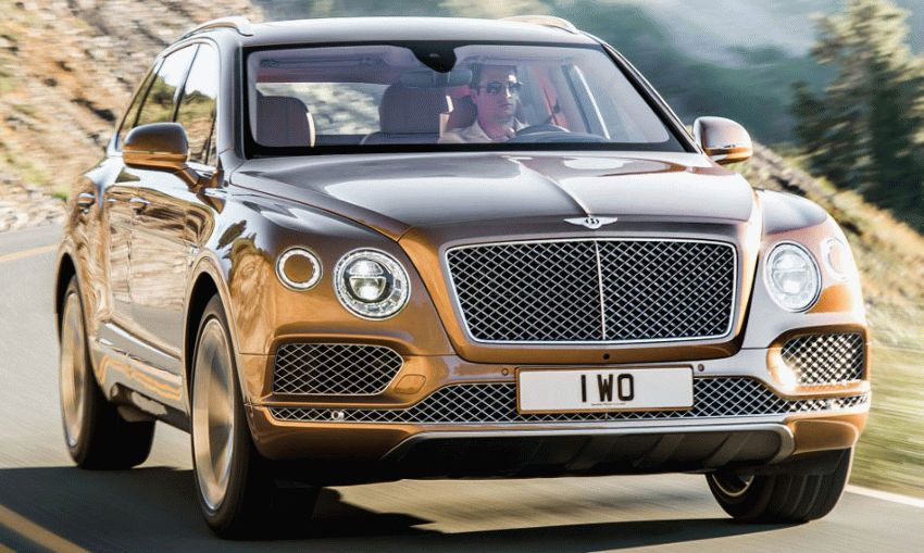 krossovery bentley  | krasota i moshh bentley bentayga 6 | Bentley Bentayga (Бентли Бентайга) 2016 2017 | Bentley Bentayga