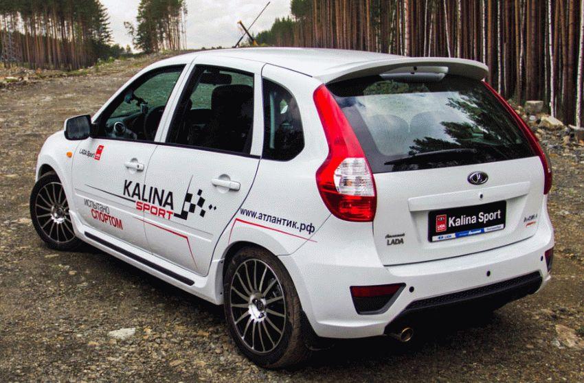 khyechbek lada  | lada kalina sport 8 | Лада Калина Спорт (Lada Kalina Sport) | Lada Kalina