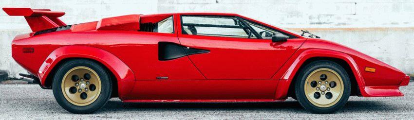 istoriya zarubezhnogo avtoproma  | lamborghini countach 2 | Lamborghini Countach (Лаборгини Куантач) | Lamborghini Countach