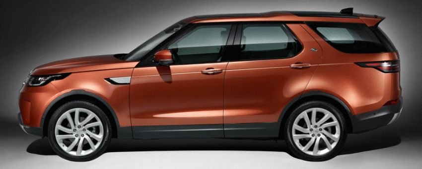 vnedorozhniki land rover  | land rover discovery 2 | Land Rover Discovery (Ленд Ровер Дискавери) 2017 2018 | Land Rover Discovery