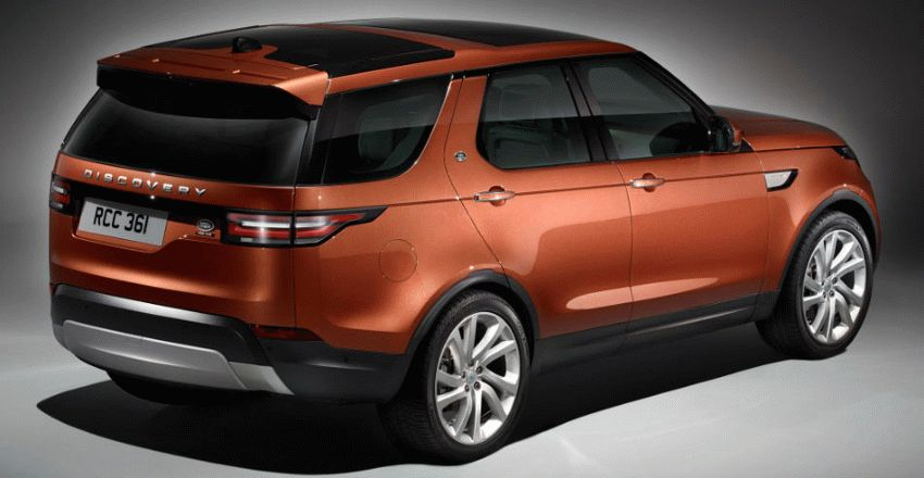 vnedorozhniki land rover  | land rover discovery 3 | Land Rover Discovery (Ленд Ровер Дискавери) 2017 2018 | Land Rover Discovery