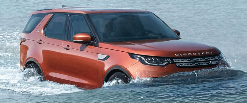 vnedorozhniki land rover  | land rover discovery 9 | Land Rover Discovery (Ленд Ровер Дискавери) 2017 2018 | Land Rover Discovery
