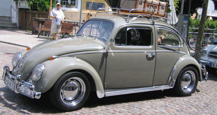 istoriya zarubezhnogo avtoproma  | legendarnyy folksvagen zhuk 6 | Фольксваген Жук (Kafer) обзор легенды | История Volkswagen Volkswagen Kafer