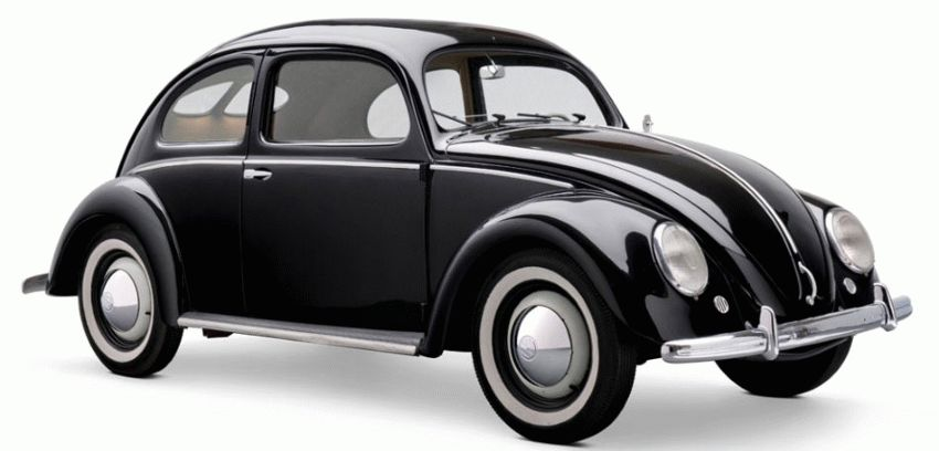 istoriya zarubezhnogo avtoproma  | legendarnyy folksvagen zhuk 7 | Фольксваген Жук (Kafer) обзор легенды | Volkswagen Kafer Volkswagen