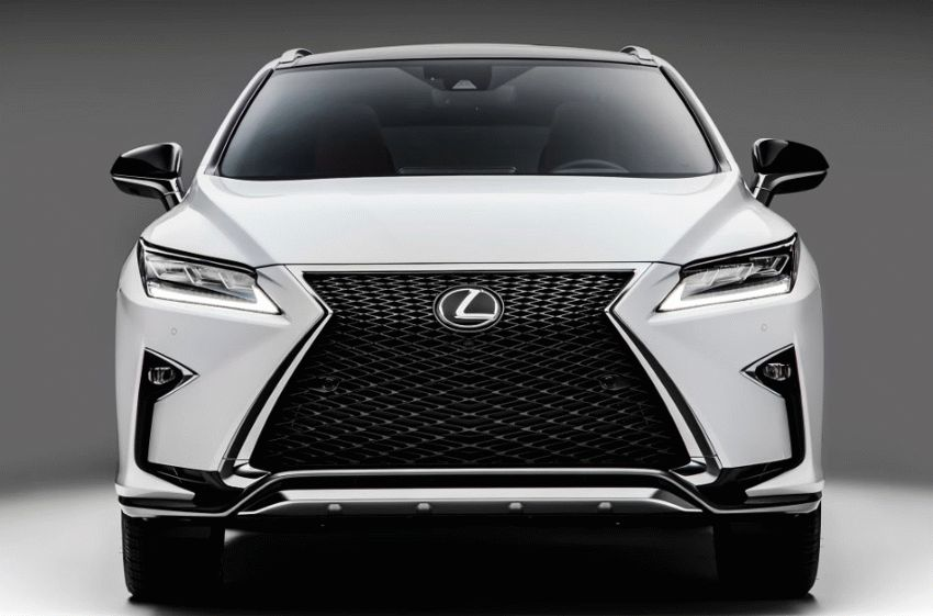 krossovery lexus  | lexus rx 1 | Lexus RX (Лексус РХ) 2017 2018 | Тест драйв Lexus Lexus RX