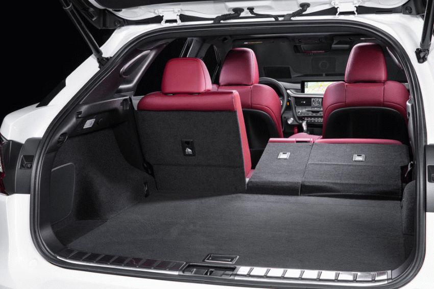 krossovery lexus  | lexus rx 6 | Lexus RX (Лексус РХ) 2017 2018 | Lexus RX
