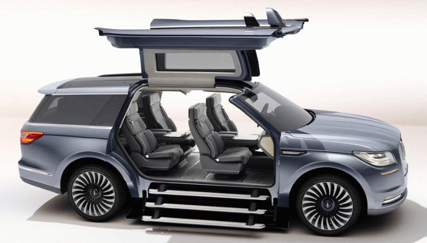 koncept avto  | lincoln navigator concept 2 | Lincoln Navigator (Линкольн Навигатор) | Lincoln Navigator