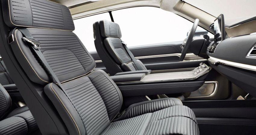 koncept avto  | lincoln navigator concept 3 | Lincoln Navigator (Линкольн Навигатор) | Lincoln Navigator