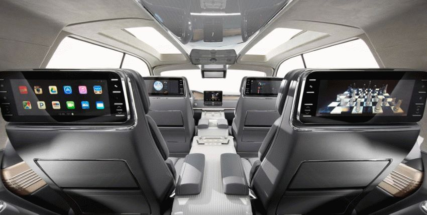 koncept avto  | lincoln navigator concept 4 | Lincoln Navigator (Линкольн Навигатор) | Lincoln Navigator