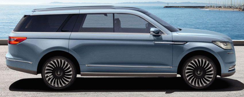 koncept avto  | lincoln navigator concept 6 | Lincoln Navigator (Линкольн Навигатор) | Lincoln Navigator