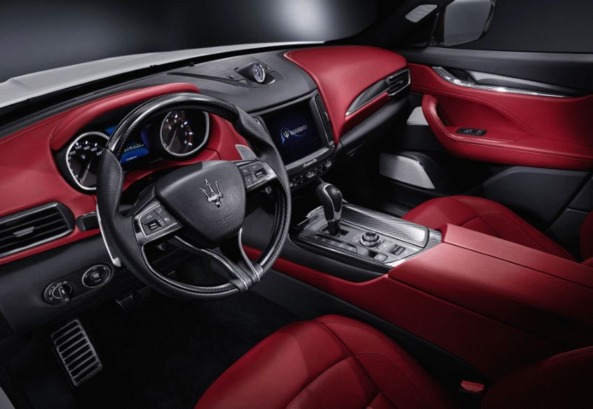krossovery maserati  | maserati levante vnedorozhnik 2 | Maserati Levante (Мазерати Леванте) | Maserati Levante