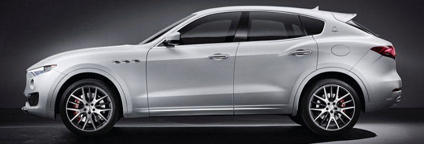 krossovery maserati  | maserati levante vnedorozhnik 4 | Maserati Levante (Мазерати Леванте) | Maserati Levante
