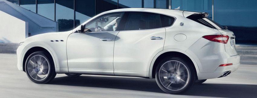 krossovery maserati  | maserati levante vnedorozhnik 7 | Maserati Levante (Мазерати Леванте) | Maserati Levante