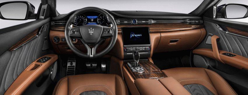 sport kary sedan maserati  | maserati quattroporte 2016 2 | Maserati Quattroporte (Мазерати Кватропорте) 2016 2017 | Maserati Quattroporte