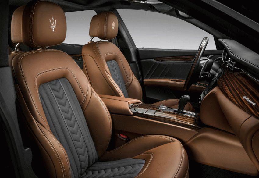 sport kary sedan maserati  | maserati quattroporte 2016 3 | Maserati Quattroporte (Мазерати Кватропорте) 2016 2017 | Maserati Quattroporte