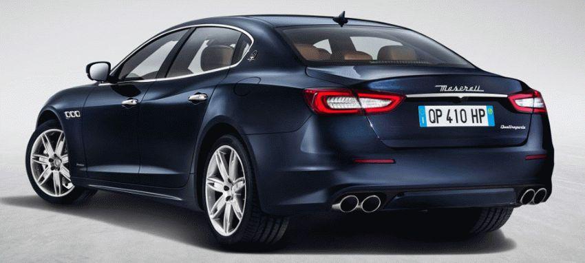 sport kary sedan maserati  | maserati quattroporte 2016 4 | Maserati Quattroporte (Мазерати Кватропорте) 2016 2017 | Maserati Quattroporte