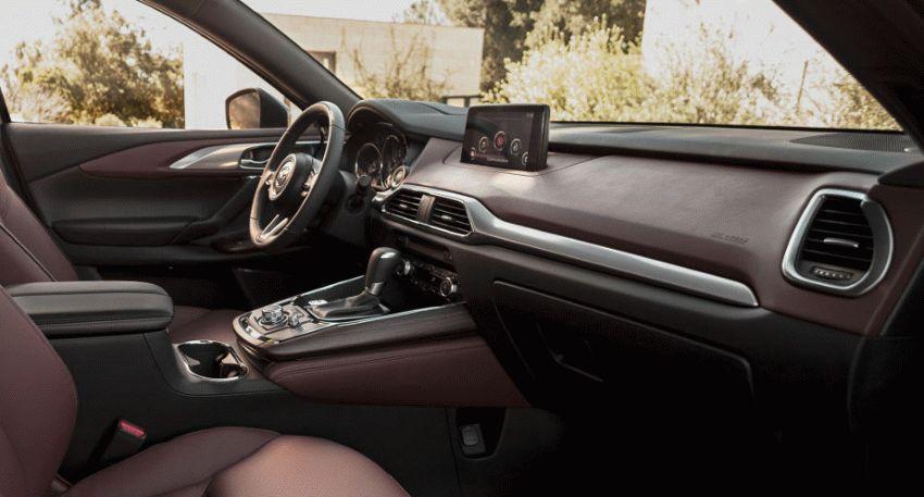 krossovery mazda  | mazda cx 9 5 | Mazda CX 9 (Мазда СХ 9) 2017 2018 | Mazda CX 9