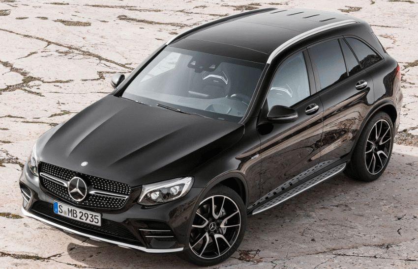 krossover katalog  | mercedes benz amg glc i krossover 1 | Mercedes Benz AMG GLC I Кроссовер | Mercedes Benz GLC