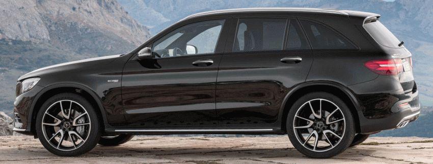 krossover katalog  | mercedes benz amg glc i krossover 2 | Mercedes Benz AMG GLC I Кроссовер | Mercedes Benz GLC