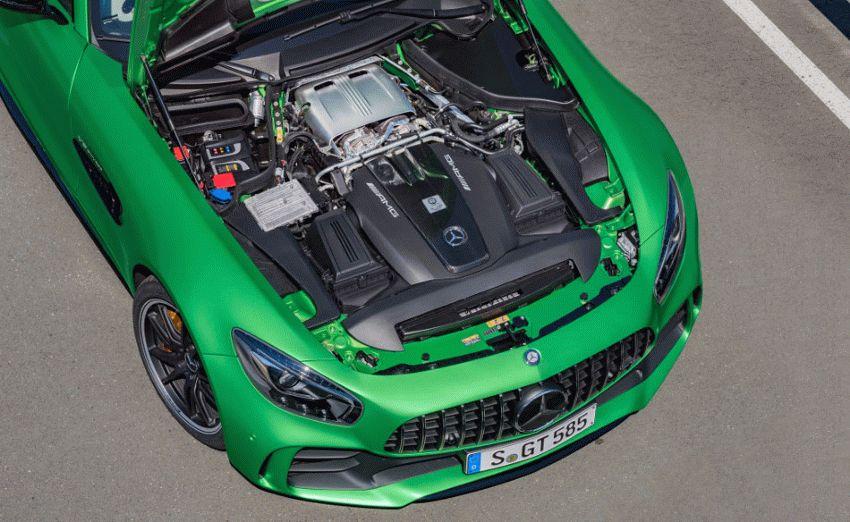 sport kary kupe mercedes benz  | mercedes benz amg gt r 7 | Mercedes Benz AMG GT R (Мерседес АМГ Джи Ти Р) 2016 2017 | Mercedes Benz AMG GT