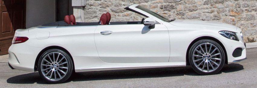kabriolety mercedes benz  | mercedes benz c class cabrio 2 | Mercedes Benz C Class (Мерседес Бенц С Класс кабриолет) | Mercedes Benz C Class Cabrio