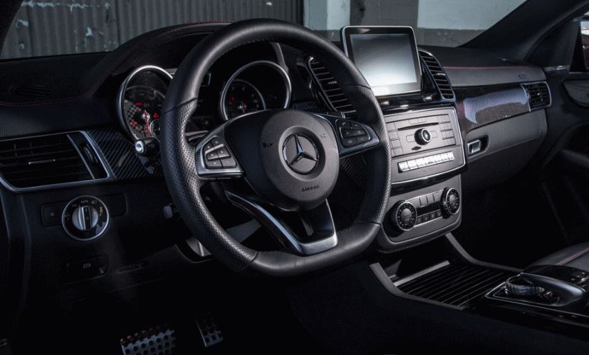 krossovery mercedes benz  | mercedes benz gle coupe 2 | Mercedes Benz GLE Coupe (Мерседес GLE Купе) 2017 2018 | Mercedes Benz GLE