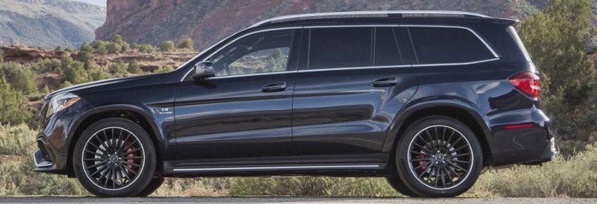vnedorozhnik katalog  | mercedes benz gls amg i vnedorozhnik 2 | Mercedes Benz GLS AMG I Внедорожник | Mercedes Benz GLS