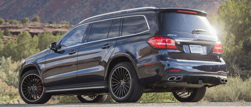 vnedorozhnik katalog  | mercedes benz gls amg i vnedorozhnik 3 | Mercedes Benz GLS AMG I Внедорожник | Mercedes Benz GLS