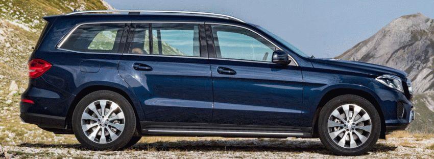 vnedorozhnik katalog    mercedes benz gls i vnedorozhnik 1   Mercedes Benz GLS I Внедорожник   Mercedes Benz GLS