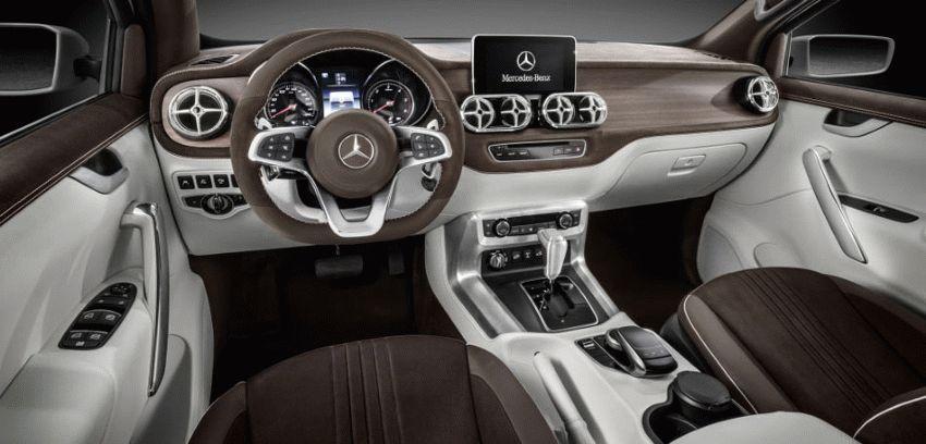 koncept avto  | mercedes benz x class 5 | Mercedes Benz X Class (Мерседес Х Класса) | Mercedes Benz X Class
