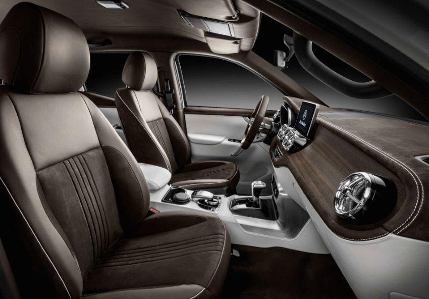 koncept avto  | mercedes benz x class 6 | Mercedes Benz X Class (Мерседес Х Класса) | Mercedes Benz X Class