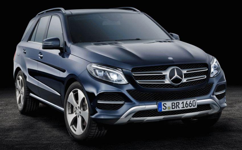 krossover katalog  | mercedes benzgle krassover 1 | Mercedes Benz GLE Крассовер | Mercedes Benz GLE