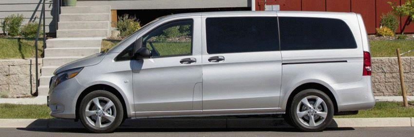 miniveny mercedes benz  | minivyen mercedes benz metris 2 | Mercedes Benz Metris (Мерседес Бенц Метрис) | Тест драйв Mercedes Benz Mercedes Benz Metris